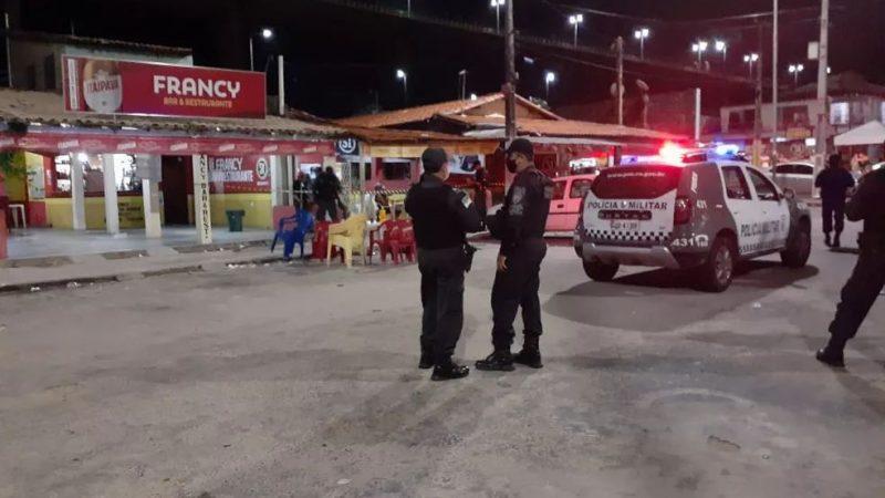Dois homens morrem e criança de 11 anos é baleada em bar na Redinha