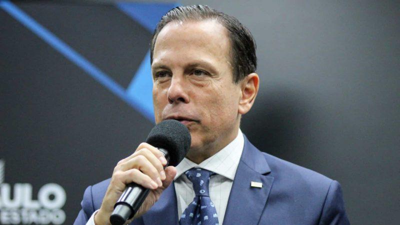 'O leão virou rato', provoca Doria após Bolsonaro recuar de ataques