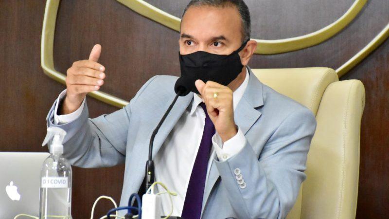 """Kelps Lima avisa que investigações da CPI da Covid avançam sobre compra de respiradores: """"O RN foi roubado"""""""