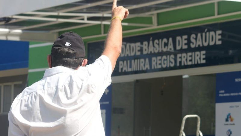 SENADOR GEORGINO AVELINO – PREFEITO ANTÔNIO FREIRE ENTREGA UBS DE GEORGINO RECONSTRUÍDA E RUA JOÃO AURELIANO DE LIMA PAVIMENTADA